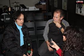 Entrevista a SHERPA y JULIO CASTEJÓN