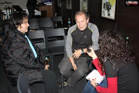 Entrevista Sherpa y Julio Castejón