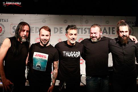 """HAMLET presenta su nuevo disco """"Berlín"""""""