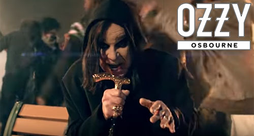 Ozzy Osbourne desvela sus últimas noticias