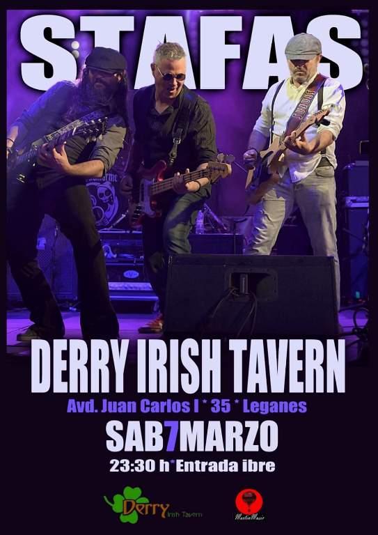 Stafas - Derry Irish Tavern