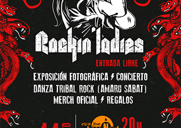 Rockin Ladies Barcelona