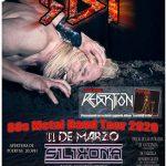 S.D.I. + REAKTION este miércoles en la Silikona (Madrid)