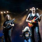 Vina Rock 2015 - Los Suaves